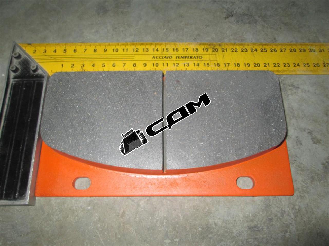 Колодка тормозная  CDM855/CDM860 408107-108 LG853.04.01.03.02