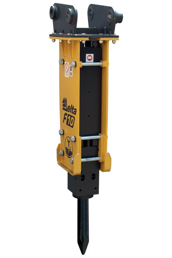 Навесное оборудование Дельта F10